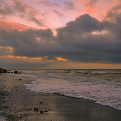 Five minutes before sunrise (2)