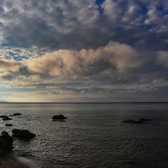 Травневе синє Чорне море