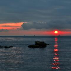 На восходе солнца