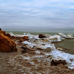 The February sea