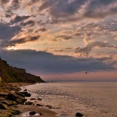 Ранкове море