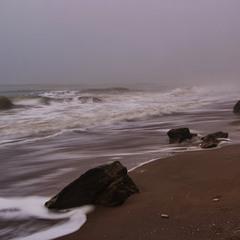 Море туманное