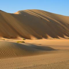 Песчаные горы