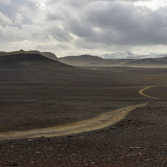 Исландские просторы