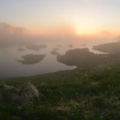 Закатный восход