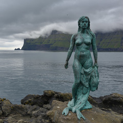 Легенда острова Kalsoy