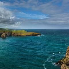 Шотландское побережье
