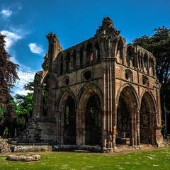 Руины старого аббатства