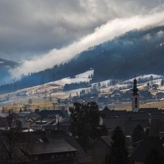 В одной австрийской деревушке....