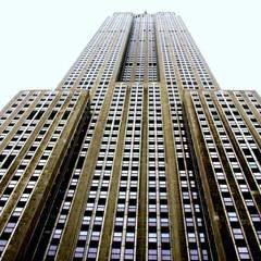 первый в Мире небоскрёб, 1931 год