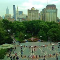Union Square. NYC. USA