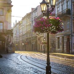 ранок у Львові
