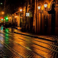 Знову мокро у Львові