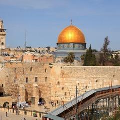 Иерусалим - город трёх религий.