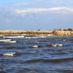 Река Яркон.