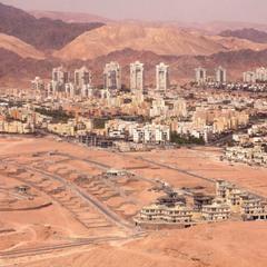 Город на Марсе.