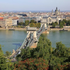 Цепной мост Сечени.