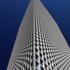 Треугольная башня.