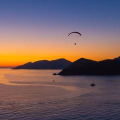 Закат над Олюденизом