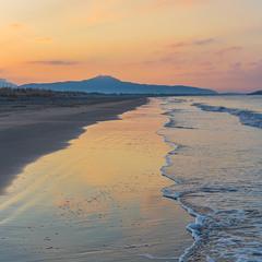 Утро на пляже Патара