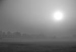 Туманный октябрь...
