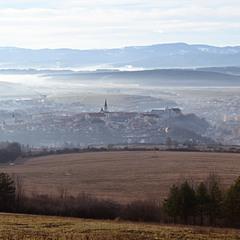 Місто в долині