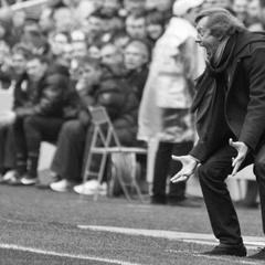 Тренер в гневе!