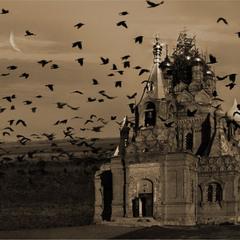Лунные стражи святыни