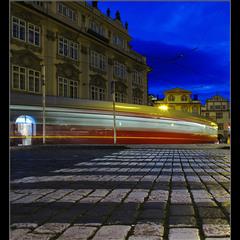 Трамвай в будущее