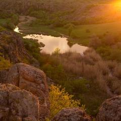 Актовский каньон, Николаевская область