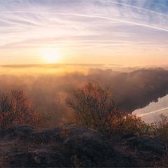 Осень в Первомайске