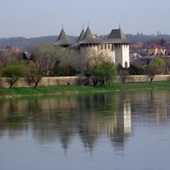 Сорокская крепость XVI века.
