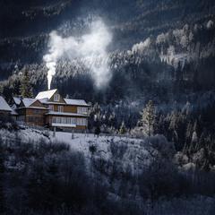 Будинок в горах