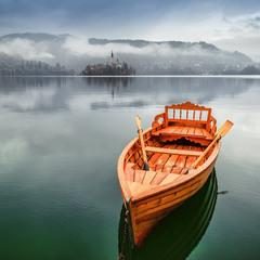 Озеро Блед.
