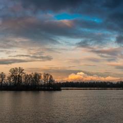 Небо после дождя