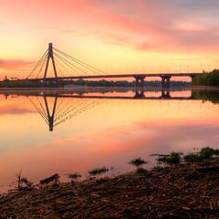 Ранковий Дніпро