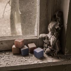 Игрушки Чернобыля