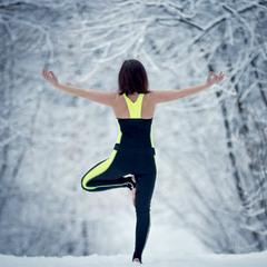 Снежная йога