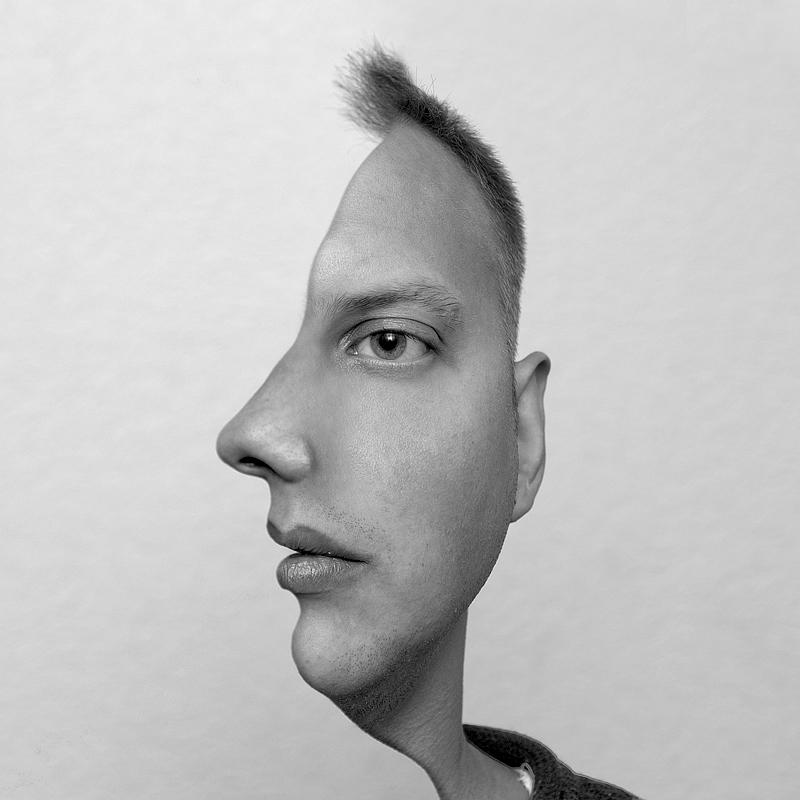 Двойное фото