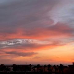 Вчерашний восход