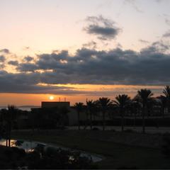 Декабрьский восход