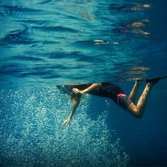 Прикоснуться к подводному миру...
