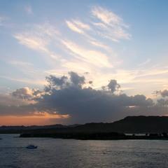 Перед закатом