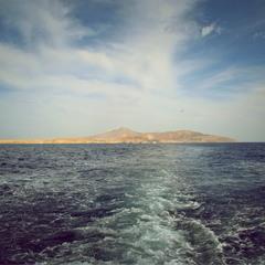 Море, остров, небо...