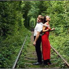 Тоннель влюбленных....
