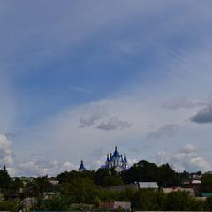 Кам'янець-Подільський. Вид з фортеці