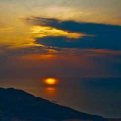 Рассвет в Лисьей бухте
