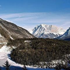 Зимние Альпы