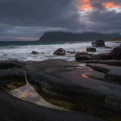 Исследования Норвегии. Сумрак