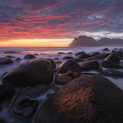 Море созерцающее песчинку